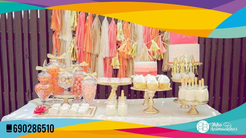 ideas para cumpleaños en decoración