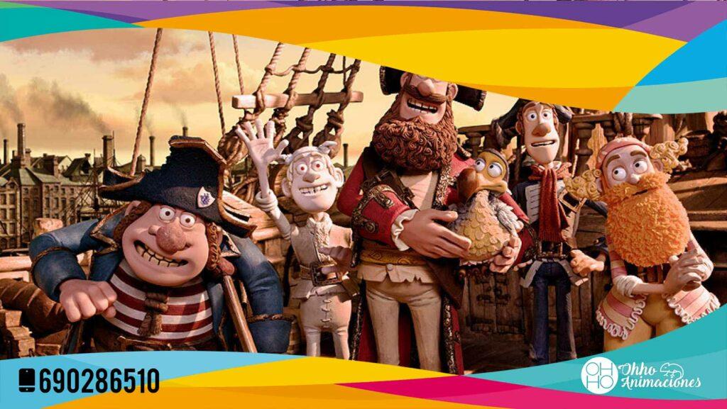 ideas para cumpleaños en piratas